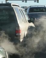 SUV Pollution